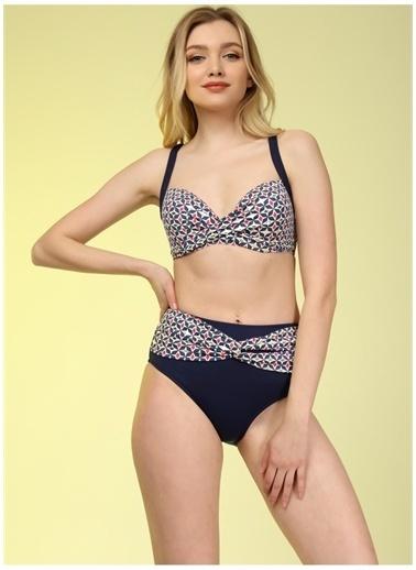 Bellisa Bellisa Bikini Takım Renkli